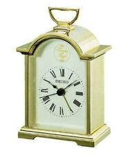 Seiko Carriage Clock QHE004G RRP £65.00 Our Price £54.95 Free UK P&P