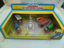 Ertl THOMAS THE TANK ENGINE & FRIENDS Box Set Terence Percy, Bertie, Harold Toby