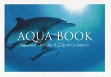Aquanaut's Holiday 2 Official Guide Book / PS