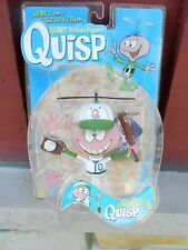 MIP Quisp Action Figure 2003 Quaker Oats Baseball NEW RARE (S4)