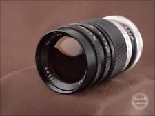 5850 - M42 D&N 135mm f3.5 Preset 12 Blade Diaphragm Telephoto Lens