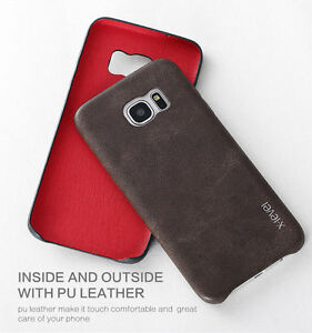 HIGH QUALITY HandMade ultra-thin Leather Hard Back Case For A3,A5,A7 (2017)