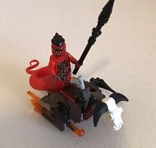 Lego Whiperella Minifigure Nexo Knights 70326 Minifig w/ Ride On Accessories