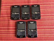 BlackBerry 8830 (Black) (Sprint) (Lot of 5) (Parts Or Repair)