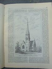 1893 42 Berlin Kaiser Friedrich mémoire église
