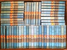 NICE VG Complete Set of 56 HardCover Hardy Boys by Franklin Dixon Detective Hand