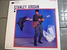 Stanley Jordan Magic Touch 1985 LP Jazz guitar Blue note
