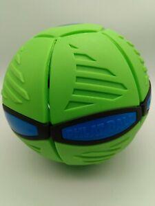 Phlat (Flat) Ball XT Extreme Themes Original Transforming Disc Ball 200846