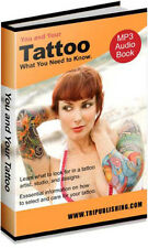 You and your Tatuaggio ebook + mp3 Audio-file-compresa Master Reseller licenza