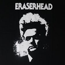 Eraserhead movie ***SMALL*** screen printed t-shirt Black retro style