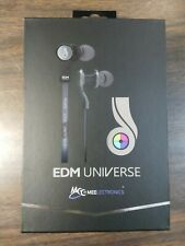 MEElectronics EDM Universe In-Ear Noise Isolating Headset Earphone W/Microphone