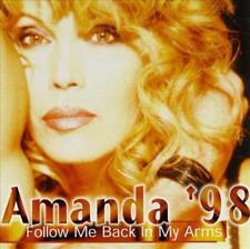 AMANDA LEAR - AMANDA '98 NEW CD