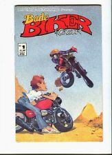 Bade Biker & Orson 1. Mirage  Studios . 1986 -  FN / VF
