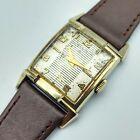 Vintage ELGIN Watch 17 Jewels Cal. Grade 712 U.S.A. Vintage 1941 Wristwatch