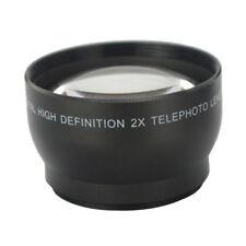 Tele Lens for Panasonic HDC-HS300K HDC-HS300P HDC-HS300PC HDC-SD1 HDC-SD20K