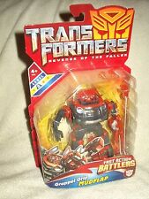 Transformers Action Figure ROTF Movie Fast Action Battlers Mudflap 6-7 inch