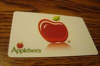Applebees GIFT CARD NO VALUE-Never Used or Activated Collectable 2014