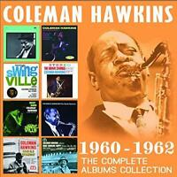Coleman Hawkins - The Complete Albums Collection: 1960 - 1962 (NEW 4CD)