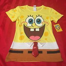 Spongebob Squarepants Shirt Child Girls S/M