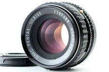 【Exc+5】Asahi OPT. CO.. Pentax SMC 55mm F/1.8 Lens From JAPAN #223