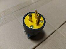 Cooper AH4755 Locking Connector Cord Dia .250-.656 4755 10//15 Amp 250//125 V