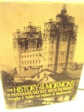 THE HISTORY OF THE MORMONS IN PHOTOGRAPHS 300+ LDS 1830 to Present (LDS BOOKS)