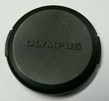 Original Olympus 52mm Clip On Camera Front Lens Cap with Strap Clip