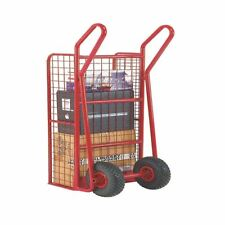 Hand Truck Heavy Duty Mesh Red 309042 [SBY05393]