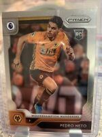 2019-20 PEDRO NETO PANINI PREMIER LEAGUE Prizm Rated Rookie Optic RC #339