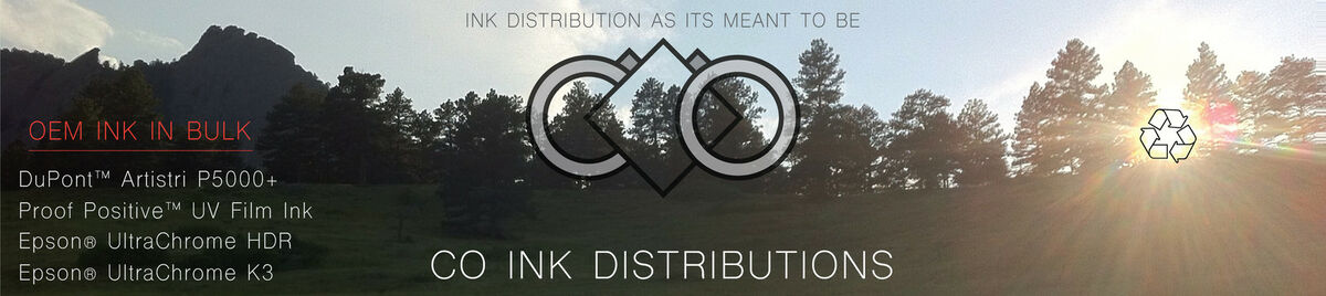 CO Ink Distributions