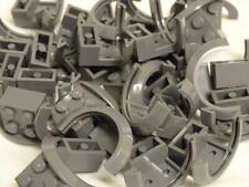 Lego 8 Pieces Dark Grey Mudguard Car/Lorry/Truck 50745