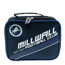 Official Millwall FC Crest Insulated Lunch Bag School Snack Sandwich Gift Xmas