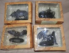 Thirty Five Eaglemoss Lord Of The Rings Metal Figures. New In Their Boxes.
