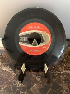 The Shirelles Baby It's You 45 Things I Want To Hear Scepter Records 1961