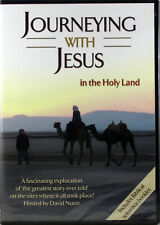 Journeying With Jesus In The Holy Land NEW DVD Exploration Greatest Story Told