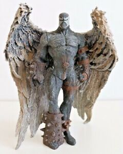 Action Figure - Angel Salvation Spawn Todd McFarlane Toys - Preowned Incomplete