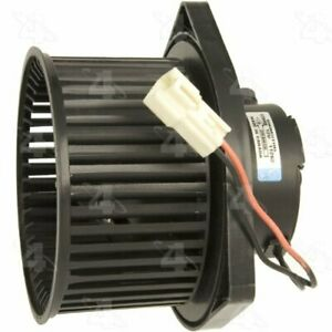 Four Seasons 75848 Flanged Vented CW Blower Motor with Wheel