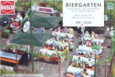 Busch 1046 H0 - Biergarten NEU & OvP