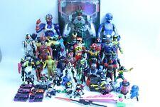 Bandai Kamen Rider Figure sword  Lot Of 46 From JAPAN