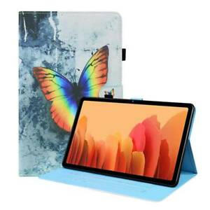 Leather Magnetic Stand Case Cover For Samsung Galaxy Tab S6 Lite S7 S5e Tablet