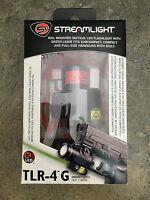 Streamlight 69245 TLR-4 G LED Compact Tactical Gun Mount Flashlight Green Laser