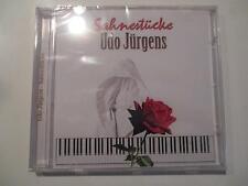 UDO JÜRGENS - Sahnestücke - CD mit seltenen und frühen Aufnahmen - NEU + OVP RAR