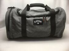 CALLAWAY CLUBHOUSE SMALL DUFFLE BAG GREY