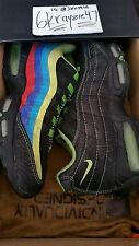 """VNDS 2006 Nike Air Max 95 """"Sole Collector Cowboy"""" ONLY 300 PAIRS! Silver Gold"""