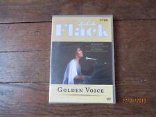 DVD MUSIQUE roberta flack golden voice    NEUF SOUS FILM