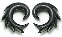 SONIC Natural Horn Earrings Body Jewelry - Price Per 1