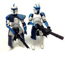STAR WARS Arc Clonetrooper Commander & Gunner figures from Grievous Hunt set