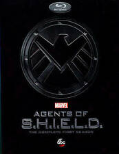 Agents of S.H.I.E.L.D.: The Complete First Season Blu-ray Discs