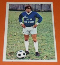 N°36 GOUBET GIRONDINS BORDEAUX AGEDUCATIFS FOOTBALL 1973-1974 73-74 PANINI
