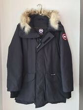 Canada Goose Ontario Parka NAVY Sz S - Pre-Owned with Certified Tags